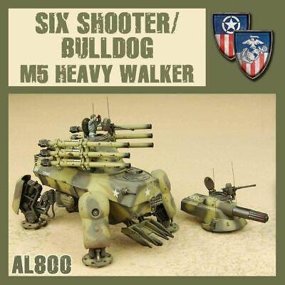DUST 1947 - Allies - Six Shooter/Bulldog - M5 Heavy Walker -=NEW=-