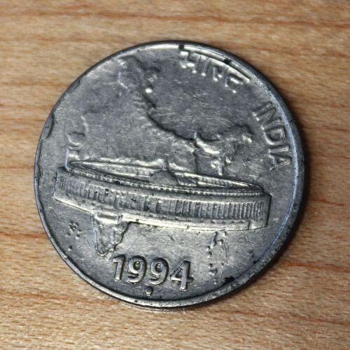 1994 India 50 Paise