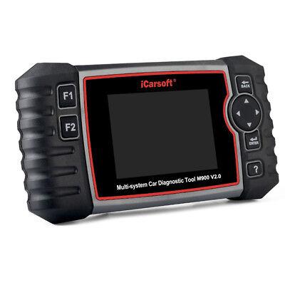 iCarsoft M900 V2.0 OBDII Benz/Sprinter/Smart full system scanner,update of MB II