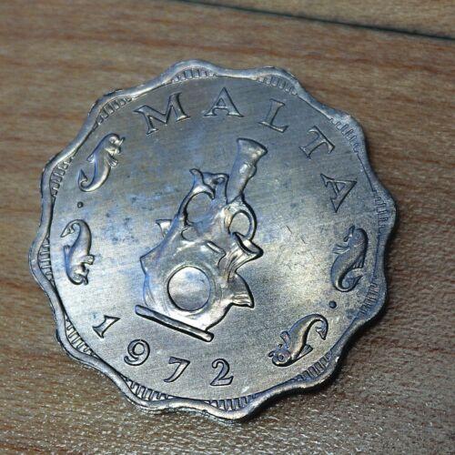 1972 Malta 5 Mils