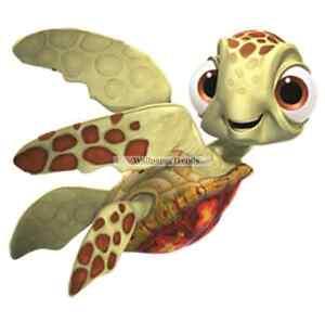 Baby Turtle Cartoon Nemo