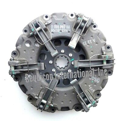Mahindra Tractor Clutch Dual Assembly Clutch Cover Assy -1539