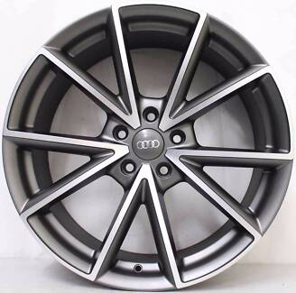 19 inch AUDI RS6 2015 MODEL ALLOY WHEELS TO FIT Arncliffe Rockdale Area Preview