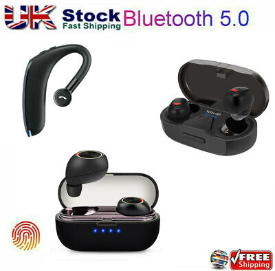 2020 Wireless Headphones Earphones Earbud Bluetooth 5.0 Ear Pods For IOS Android