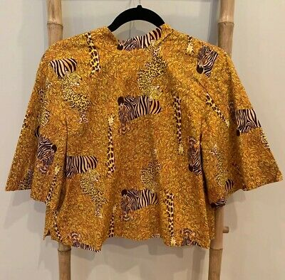 Rhode Resort Serengheti Blouse Medium