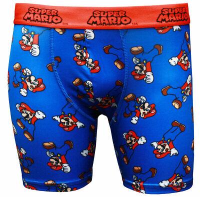 Nintendo Super Mario Toss Boxer Briefs