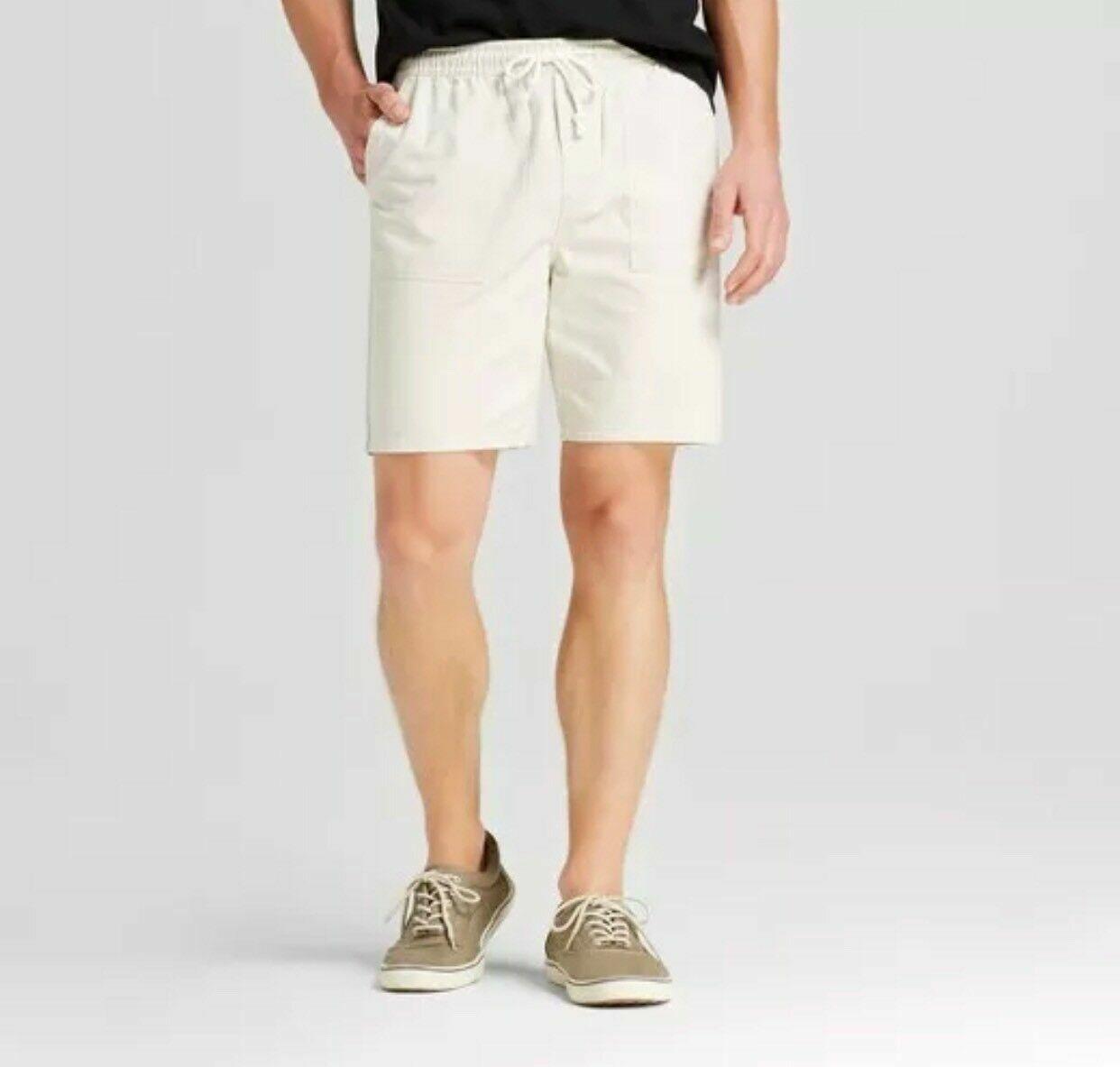 Merona Men's Beachcomber Jogger Shorts – XL Clothing, Shoes & Accessories