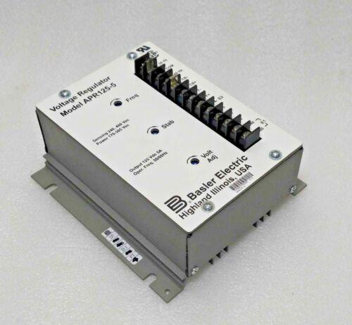 Basler Electric Apr125-5 Voltage Regulator Apr1255