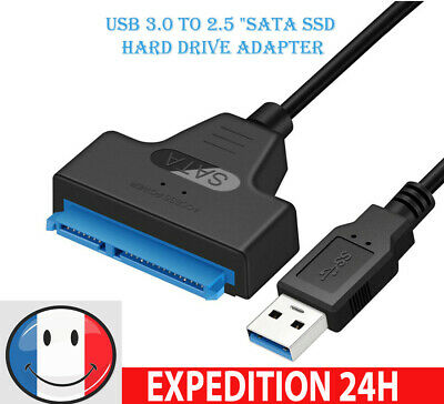 SATA vers USB 3.0 2.5