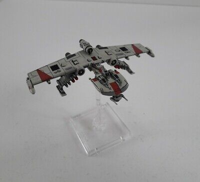 Star Wars x Wing Miniatures Fantasy Flight Games K Wing Model Only