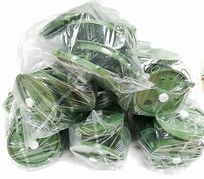 Case Of 90 Dornoch Medical Systems Tp-dl2800 Lids For Reusable Suction Canisters