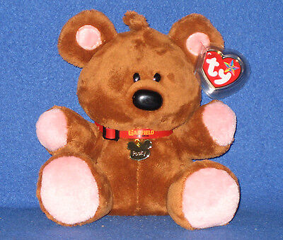 TY POOKY THE BEAR BEANIE BUDDY - MINT with MINT TAGS