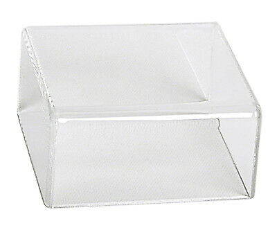 Box Case Low Profile Acrylic Box Display Cover For Collectibles Ships Free