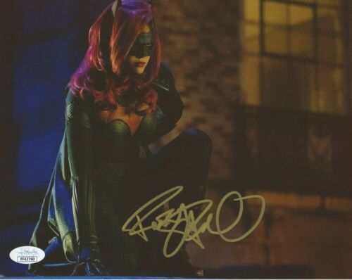 Ruby Rose Batwoman Autographed Signed 8x10 Photo JSA COA 2019-2