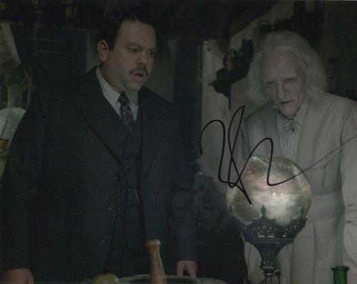 Dan Fogler Fantastic Beasts Autographed Signed 8x10 Photo COA CA18
