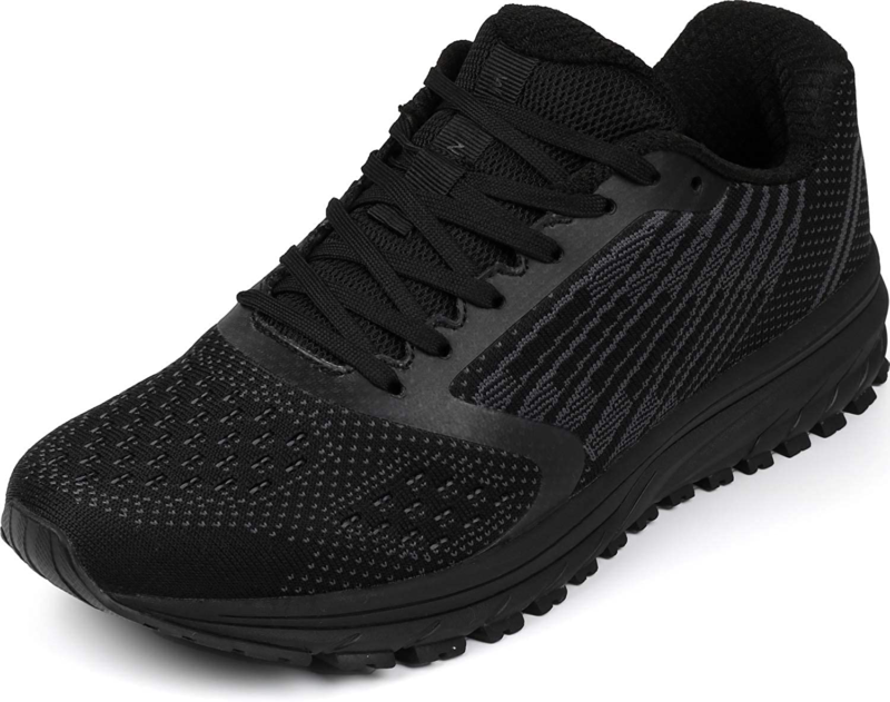 mens supportive running shoes lightweight athletic sneakers