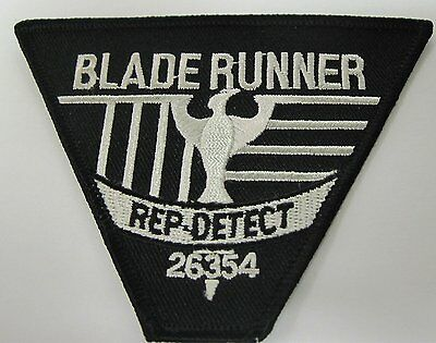 BLADE RUNNER Sticker Die Cut Decal detective badge self adhesive 2x