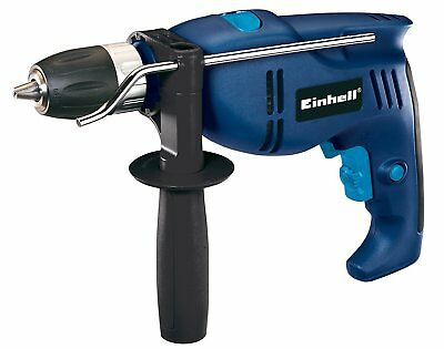 Taladro percutor Einhell BT-ID 710 Kit Blue