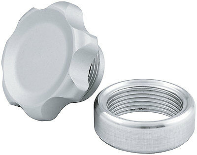 AllStar ALL36160 Fill Plug Cap Kit With Weld In Aluminum Bung 1 38 Opening