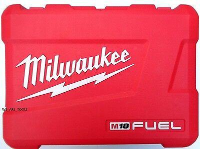 New Milwaukee 2797-22 18V COMBO Case For Hammer Drill & Impact 2604-20 2653-20