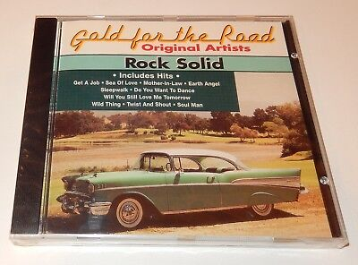 Gold for the Road: Rock Solid Isley Brothers Sihouettes (CD, 1994) Compose (Composers Rock)
