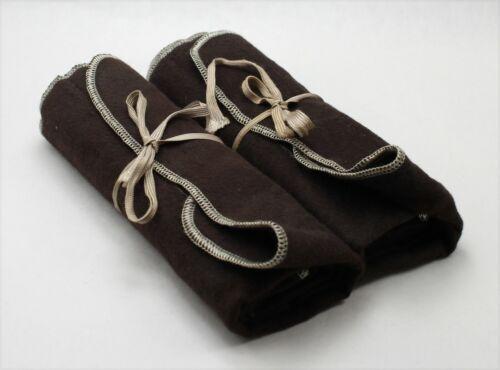 Pacific Silvercloth Anti-Tarnish Flatware Storage Bags - Set of 2