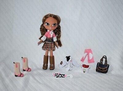 "Bratz Kidz Horseback Fun Yasmin 6"" Doll"