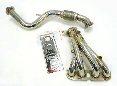 Header Manifold For 2007-2012 Nissan Sentra SE-R Spec-V 2.5L QR25DE By