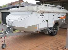 2012 Jayco Eagle Outback Farmborough Heights Wollongong Area Preview