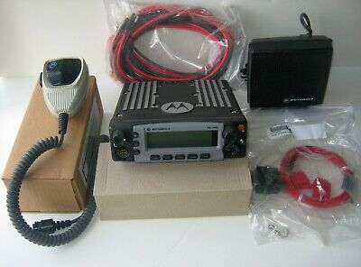 TESTED MOTOROLA XTL5000 XTL 5000 700 / 800 MHZ Digital P25 RADIO POLICE FIRE