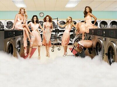 DESPERATE HOUSEWIVES - TV SHOW PHOTO #25 - CAST PHOTO