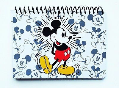 (Disney - Mickey Mouse - Mickey Standing Autograph Book 85129)