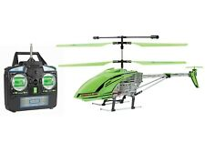 Glow In the Dark Hercules Unbreakable 3.5CH RTF Remote Control RC Helicopter