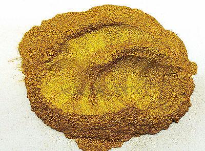 Al Karat Gold  Metallic Pearl Pigment Plastidip Paint Kandy Dip Clear Coat