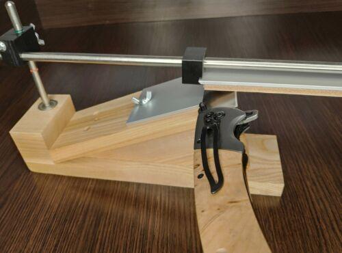 Handcrafted sharpener! Wasabi knife sharpener super kitchen knife sharpener