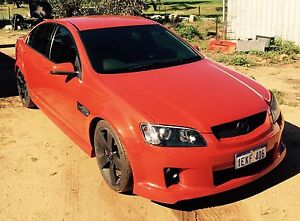 2006 Holden Commodore Sedan Grass Valley Northam Area Preview