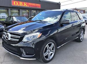 2016 Mercedes Benz GLE-Class AMG-GLE350d-4MATIC-TOIT PANO-CAM RE