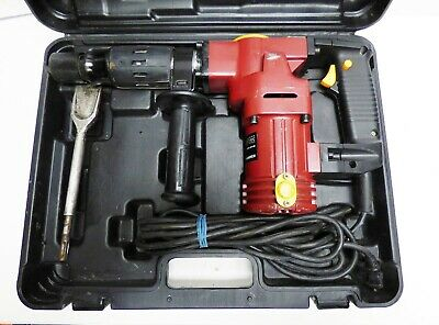 Chicago Electric 68148 10.0-amp Corded Demolition Hammer With Case