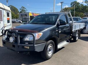 2007 Toyota Hilux WORKMATE Manual Ute Maryborough Fraser Coast Preview