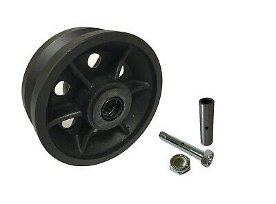Caster Wheels Set 4 5 6 8 V-groove Wheel Set With Bearing Kit