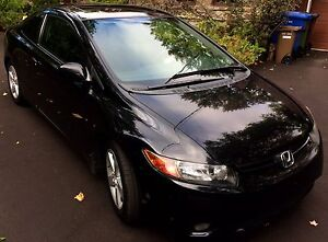 Honda - Civic Coupe 2006 EX Tax Included !