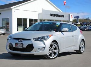 2015 Hyundai Veloster Tech REDUCED | 6-SPEED | SUNROOF | NAV