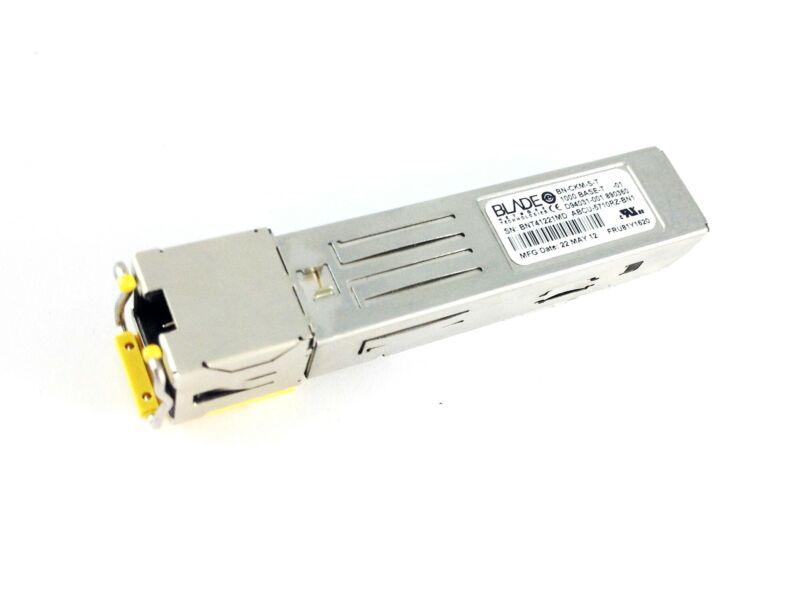 81y1620 Ibm Blade Network 1000base-t Rj45 Sfp Transceiver