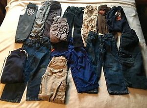 Size 4T Boys Fall/Winter Lot