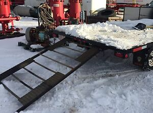 Snowmobile ATV Trailer