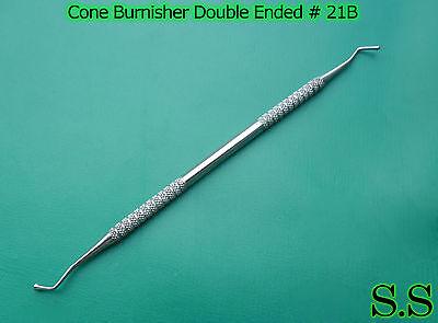 3 Cone Burnisher D.end 21b Dental Surgical Instrument