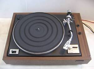 Vintage Classic Turntable High Quality Sound Record Player Wood Melton Melton Area Preview