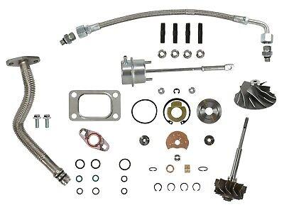 HY35W Master Turbo Rebuild Kit Cast Wheel For 03-04 5.9L ISB Dodge Ram Cummins, usado comprar usado  Enviando para Brazil