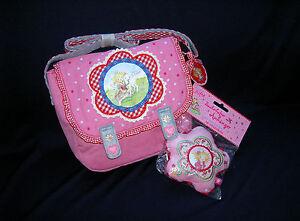 *★*Die Spiegelburg Lillifee*★*Kindergartentasche + Anhänger Tasche*★*NEU