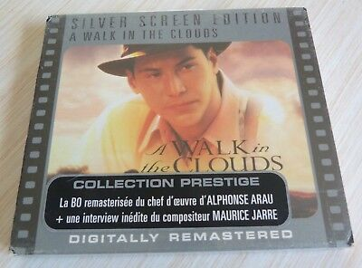 CD ALBUM BOF A WALK IN THE CLOUDS MUSIQUE DE MAURICE JARRE 8 TITRES 2005 NEUF